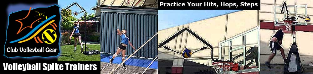 how to hit a volleyball harder